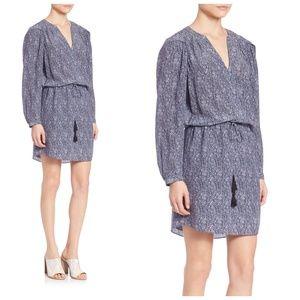 Rebecca Taylor Silk Raindrop Dress